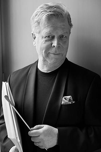 Dirigent / Kapellimestari Leif Karlsson